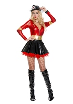 Smokin Hot Firefighter Woman Costume