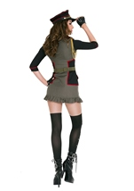 Adult General Curve Geous Woman Costume