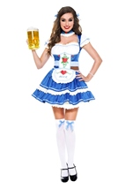 Loving Beer Sweetie Woman Costume