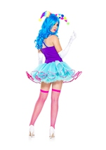 Adult Captivating Circus Cutie Woman Costume