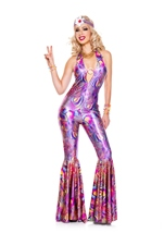 Groovy Diva Woman Costume