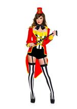 Radiant Ringmaster Woman Costume