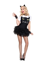 Adult Sassy Kitty Cat Woman Costume