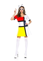 Mod Mouse Woman Costume