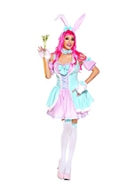 Bunny Beauty Woman Costume