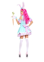 Adult Bunny Beauty Woman Costume