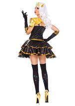 Adult Elf Princess Cosplay Black Woman Costume