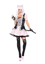 Adult Kitty Kat Woman Costume