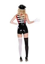 Adult Marvelous French Mime Woman Costume