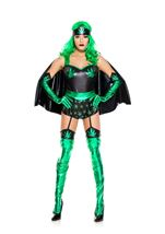 Leafy Super Woman Costume