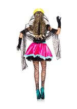 Adult Dead Of Dead Catrina Woman Costume