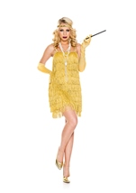 Lustruous Flapper Woman Costume