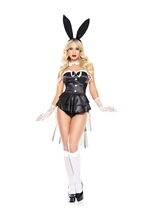 Scandalous Bunny Charmer Woman Costume