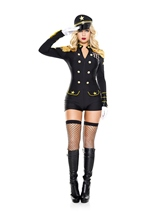 Adult Military General Woman Costume