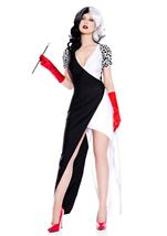 Storybook Cruel Villian Woman Costume