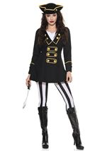 High Class Pirate Woman Costume