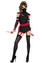 Warrior of the Night Woman Costume