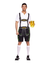 Lederhosen Men Costume