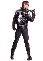 Adult Terminator Men Costume