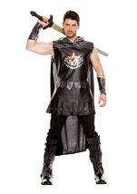 Medieval Warrior King Men Costume