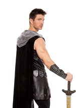 Adult Medieval Warrior King Men Costume