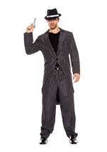 Mafia Men Gangster Costume