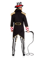 Adult Dark Ringmaster Men Costume