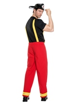 Adult Firefighter Hero Men Costume
