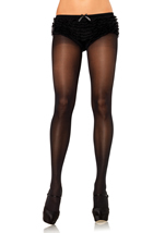 Opaquesheer To Waist Tights
