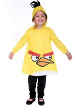Yellow Angry Bird Toddler Costume