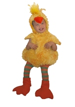 Baby Duck Toddler Costume