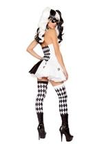 Devious Jester Halloween Costume