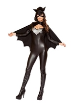 Adult Hero Of The Night Woman Catsuit Costume