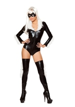 Adult Cat Spider Woman Costume