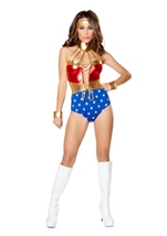 Merciful Superhero Hottie Women Costume