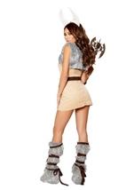 Vicious Viking Woman Halloween Costume