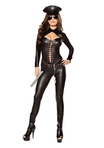 Frisky Police Officer Woman Costume