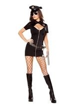 Police Hottie Woman Halloween Costume