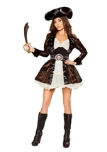 Adult Pirate Beauty Woman Costume