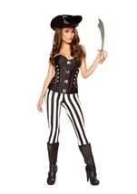 Seven Seas Pirate Hottie Woman Costume