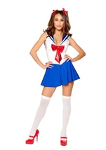Welcome Ashore Hottie Woman Halloween Costume