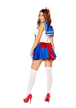 Adult Welcome Ashore Hottie Woman Costume