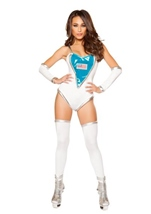 Adult Space Commander Woman Costume