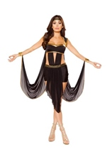 Midnight Goddess Woman Costume