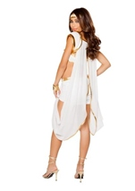 Queen Of Olympus Woman Halloween Costume
