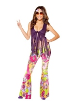 Hippie Lover Woman Costume