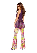 Adult Hippie Lover Woman Costume