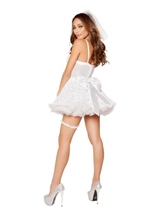 Adult Bridal Babe Woman Costume