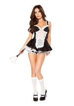 Maid Woman Halloween Costume