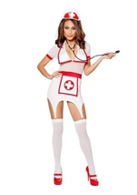 Doctors Naughty Assistant Woman Costume